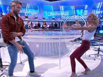 El baile de Beatriz Jarrín y Roberto Leal al ritmo de Enrique Iglesias