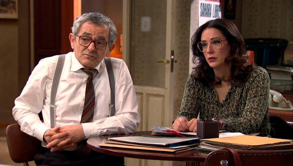 Cristina y Quintero, ante su caso más difícil: recuperar a Guillermo
