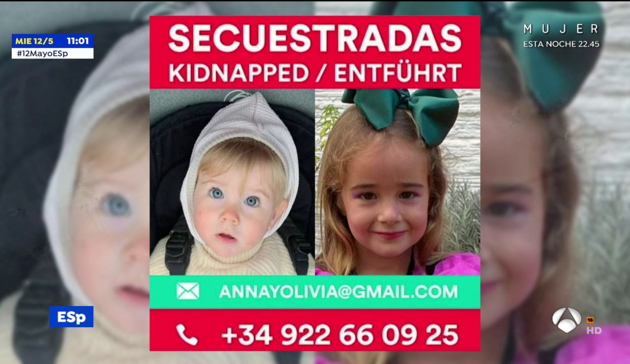 Sin rastro del detective que espió a la mujer del padre desaparecido en Tenerife con sus hijas