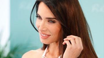 Pilar Rubio presenta su nueva colección de baño