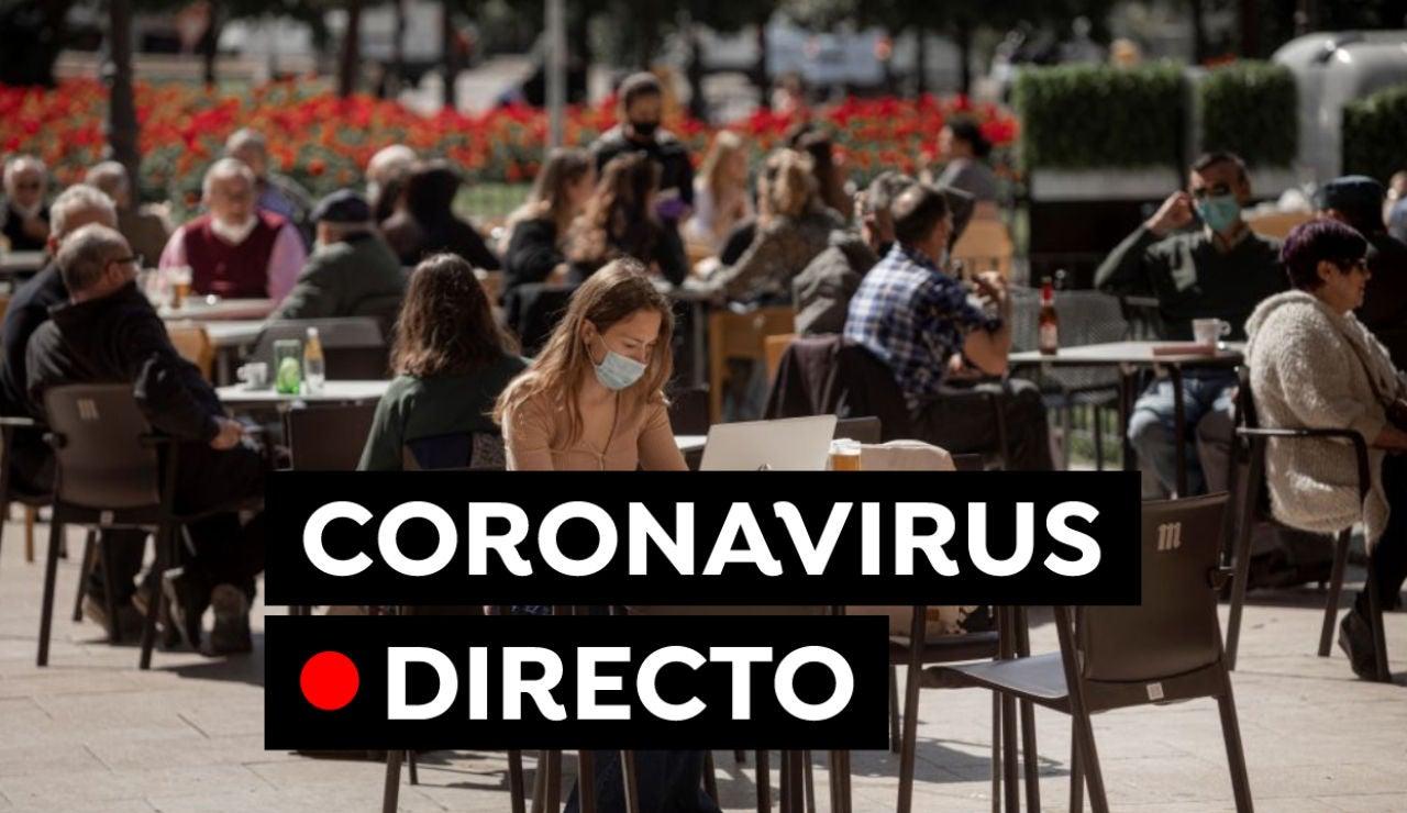 Restricciones por coronavirus en España: Vacuna contra el COVID-19, medidas y última hora del fin del estado de alarma hoy, en directo
