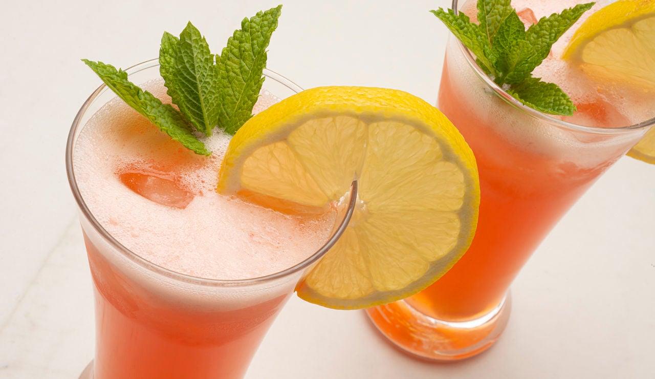 Limonada de fresas y jengibre: la receta que Arzak enseñó a Arguiñano