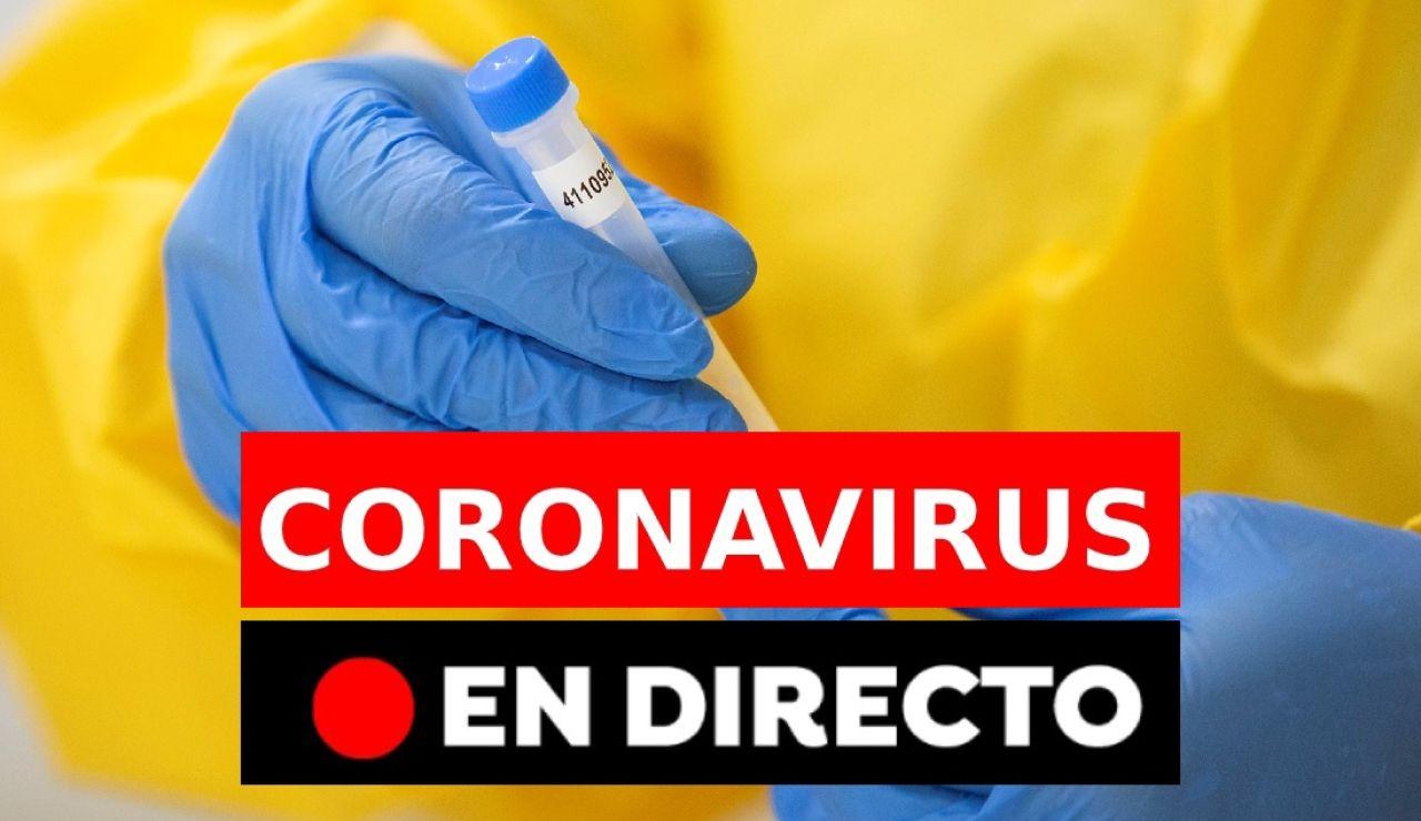 Coronavirus España: Última hora de la vacuna de Janssen y las restricciones sin estado de alarma, en directo