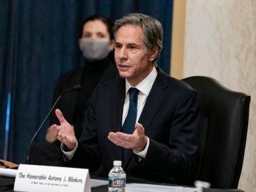 Antony Blinken, secretario de EEUU