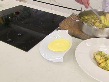 """""""La chispa especial"""" de Arguiñano para el arroz: mayonesa de ajo"""