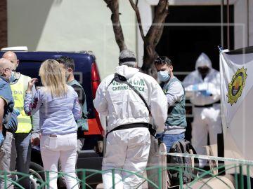 Un hombre mata a puñaladas presuntamente a su madre y después se suicida