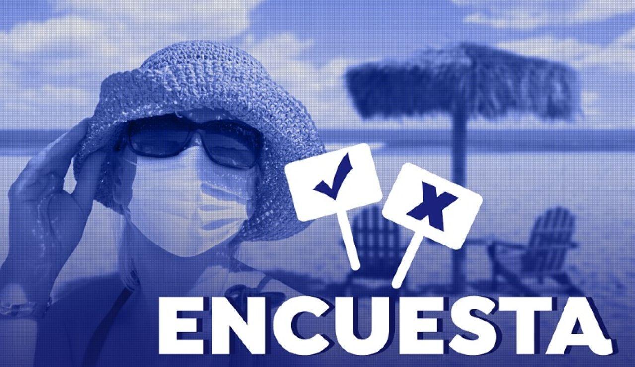 Encuesta: ¿Estás a favor de eliminar el uso de la mascarilla en exteriores este verano?