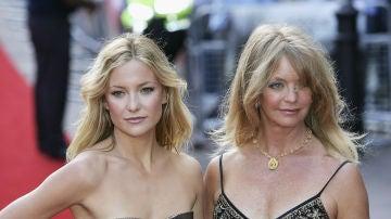Goldie Hawn y su hija Kate Hudson