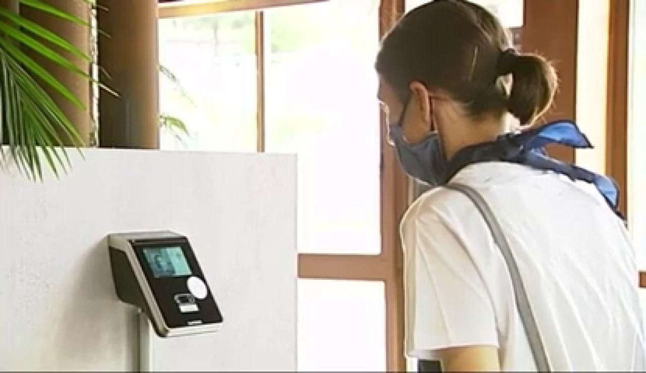 Los sistemas de reconocimiento facial para empleados se afianzan en las empresas