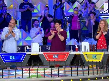 El emotivo aplauso los concursantes en el especial por el Día del Niño Hospitalizado