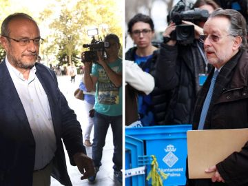 Rafael Rubio y Alfonso Grau