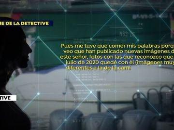 Informe de la detective