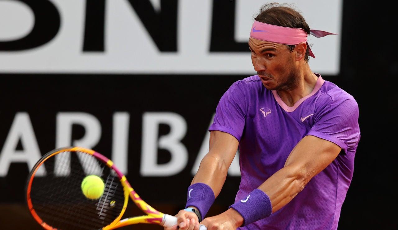 Denis Shapovalov - Rafa Nadal: Horario y dónde ver el partido del Masters de Roma en directo