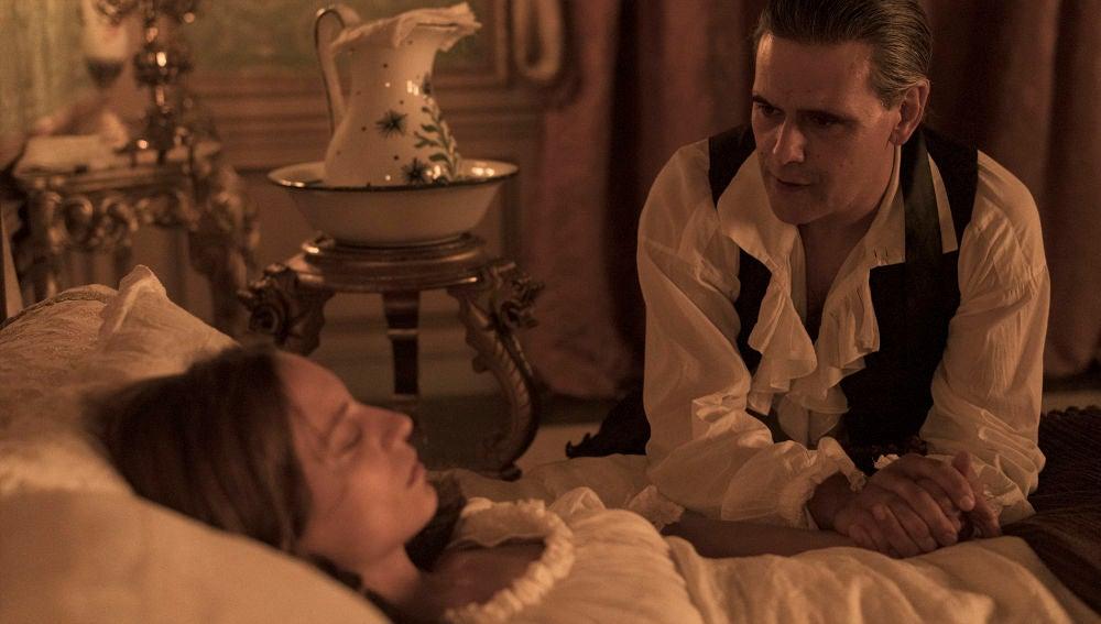 En el próximo capítulo, Diego se rebela contra todo Castamar por salvar la vida de Clara