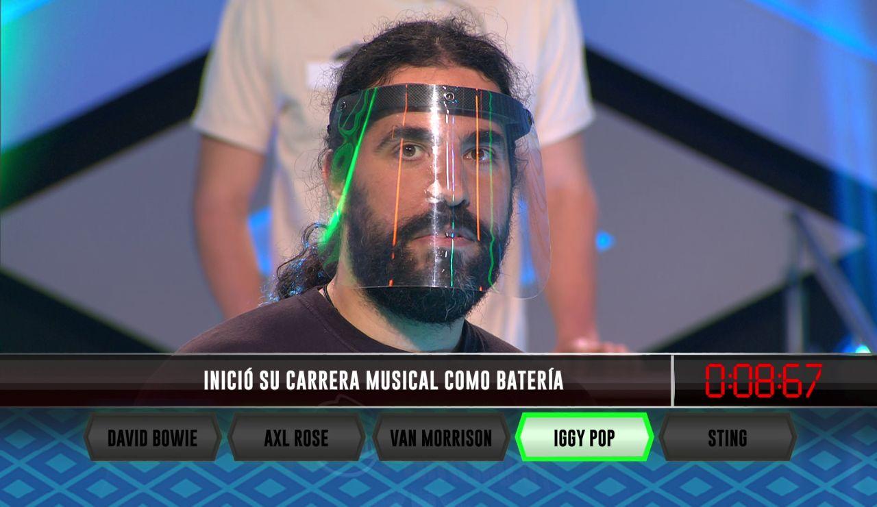 """""""Ya la sé"""", la salvadora iluminación de Héctor para los 'Libérrimos' en la tercera bomba"""