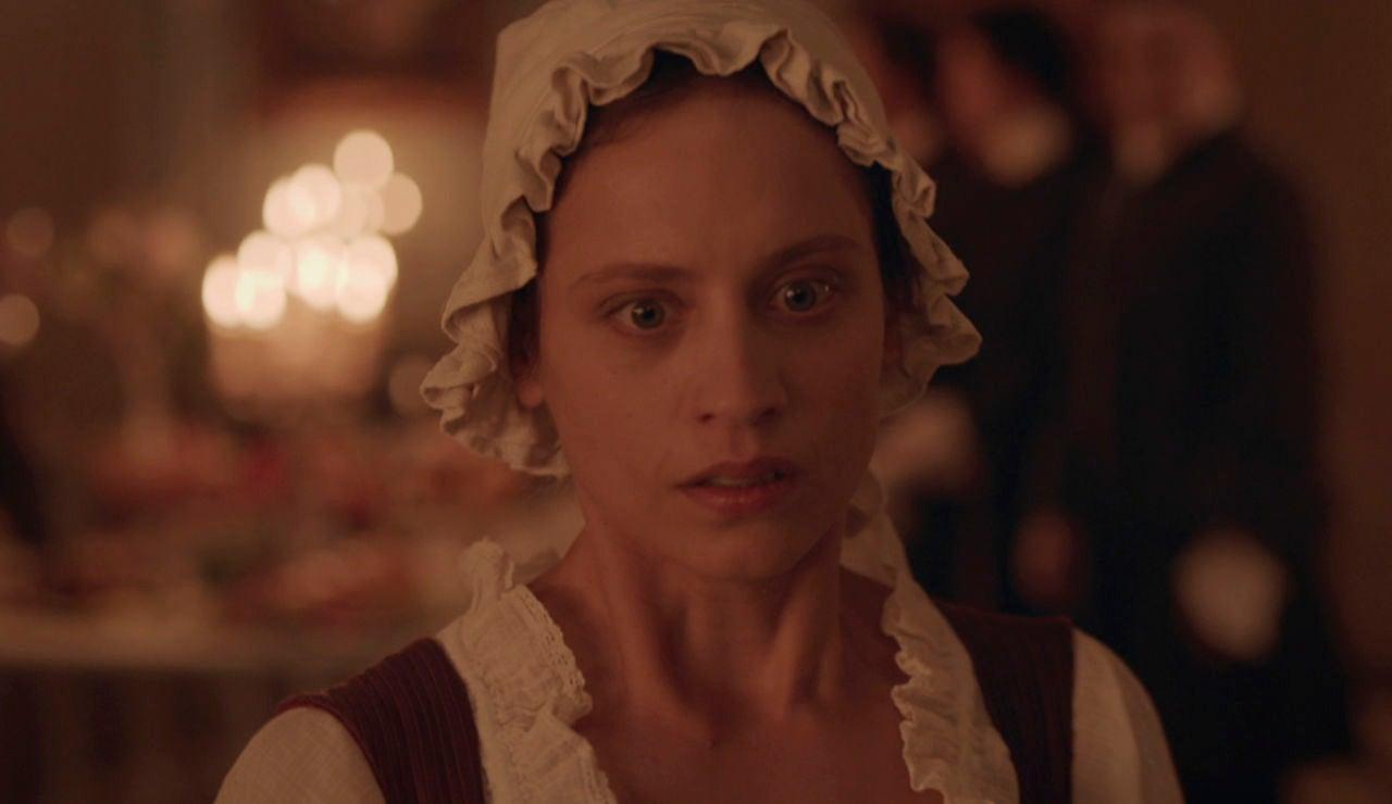 La rabia de Clara al descubrir que Diego firmó la sentencia de muerte de su padre