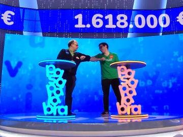 La estrategia de Javier y Pablo, llevada al límite en 'El Rosco': ¡un segundo y todo por decidir!
