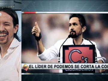Fotograma del vídeo emitido por El hormiguero