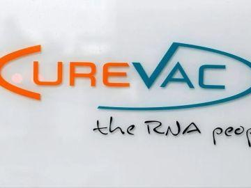La vacuna alemana de CureVac.