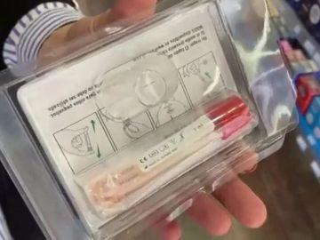 Test de saliva en todas las farmacias de Galicia