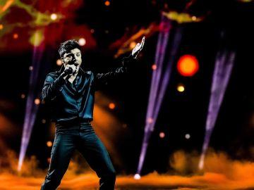 Blas Cantó Eurovisión 2021