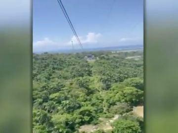 Teleférico en República Dominicana