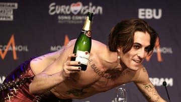 Damiano David en Eurovisión 2021