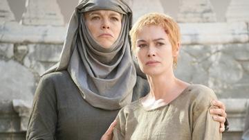 Hannah Waddingham y Lena Headey en 'Juego de Tronos'