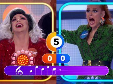 """Supremme de Luxe y Ana Locking, cara a cara por un """"himno"""" de Madonna en 'La Pista'"""