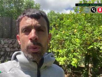"Tòfol Castanyer, el ultrarunner que estuvo a punto de morir em 2012 por hipotermia: ""Empezó a bajar la temperatura de una manera brutal"""