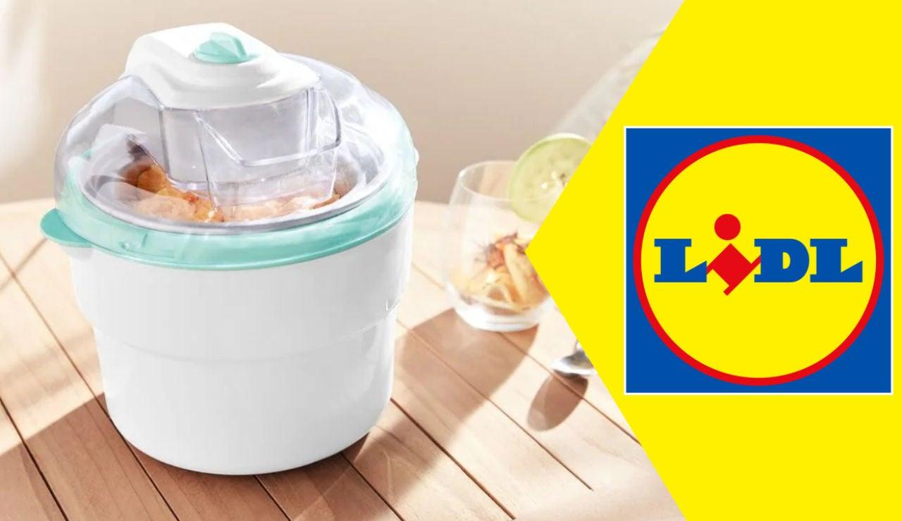 Nueva heladera de Lidl