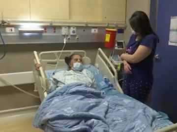 Mujer israelí recibe riñón de palestino muerto