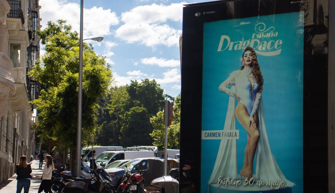 Las reinas de 'Drag Race España' toman las calles antes de su llegada a ATRESplayer PREMIUM