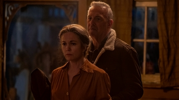 Diane Lane y Kevin Costner en 'Uno de nosotros'