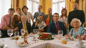 El rodaje de 'Camera Café, la película'