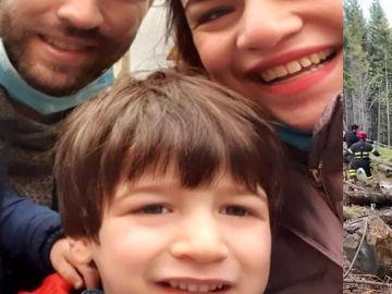 La lucha por la vida del pequeño Eitan, el único superviviente del trágido accidente del teleférico en Italia