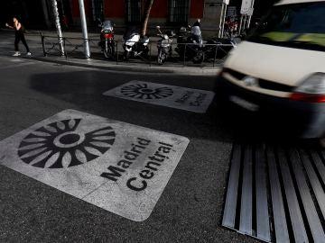 Madrid será la ciudad con la zona de bajas emisiones más grande de Europa en 2024