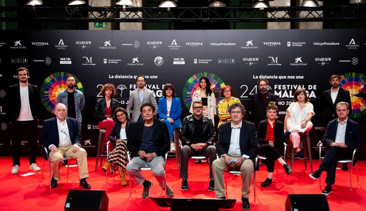 Rueda de prensa del Festival de Málaga 2021 en Madrid