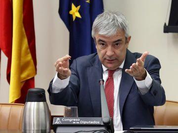 El jefe de la delegación de Ciudadanos en el Parlamento Europeo, Luis Garicano