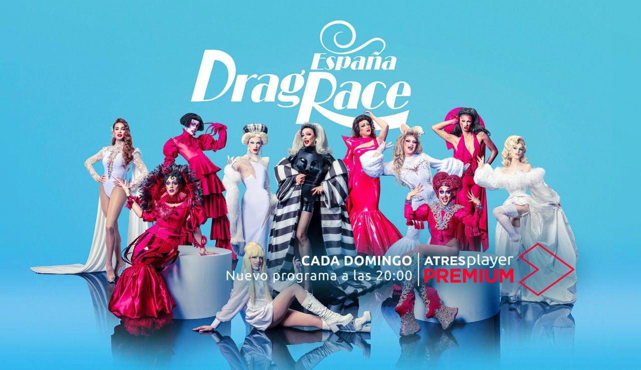 Drag race (sección) CADA DOMINGO