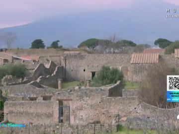 Una ciudad romana emerge gracias a un radar
