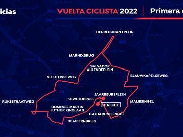 La Vuelta a España recupera para 2022 su salida desde la neerlandesa Utrecht