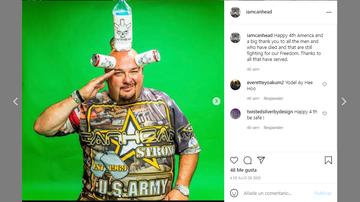 Instagram de iamcanhead