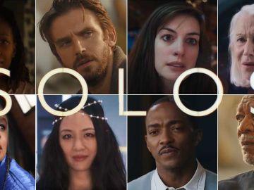 Protagonistas de 'Solos'