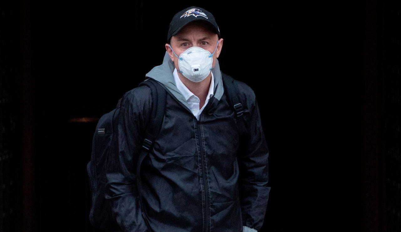 Dominic Cummings, exasesor de Boris Johnson