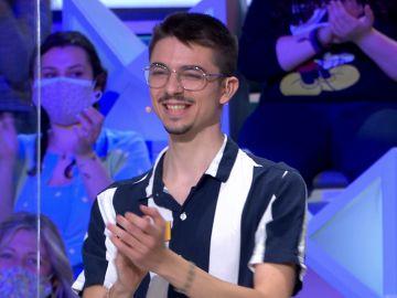 """Jorge Fernández, tras la buena tirada de su tocayo: """"Nada como un poco de dinero para animarse"""""""