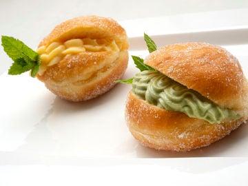 ¡A nadie le amarga un dulce!: receta de berlinas