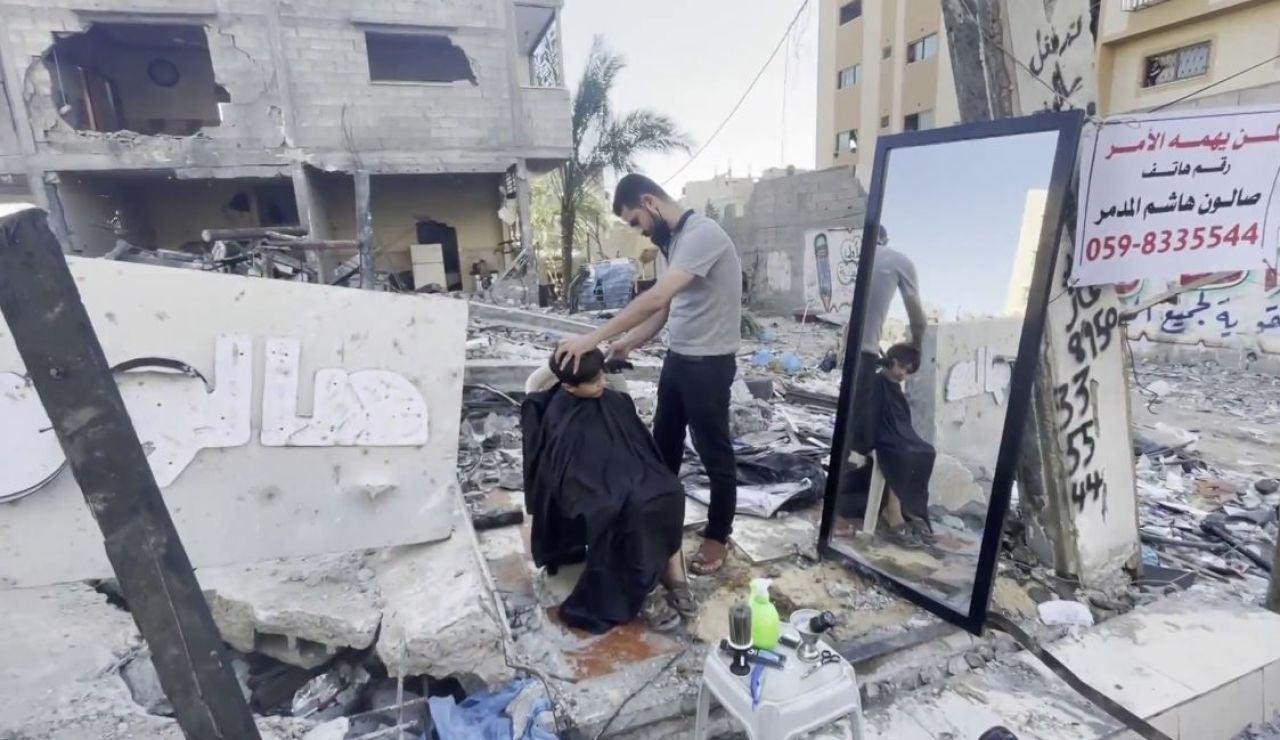 Conflicto Palestina Israel.