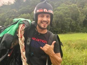 Muere Eduardo Giovani Carvalho en un salto base en Río de Janeiro