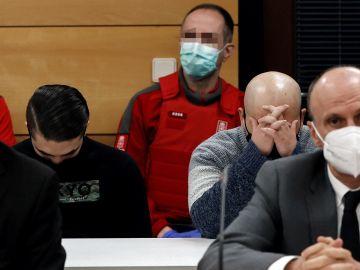 """Juan Carlos Jiménez se declara culpable del triple asesinato de Cáseda: """"Cuando saco el arma, no me acuerdo de nada"""""""